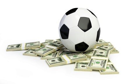 Accounting treatment for the football clubs of player transfers.