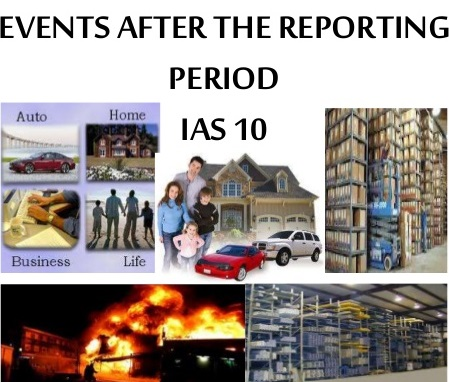 IAS 10 — Events After the Reporting Period End